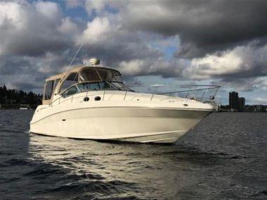 Купить яхту Zanzibar - SEA RAY 340 Sundancer в Atlantic Yacht and Ship