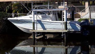 Runaway - CENTURY 30 Express yacht sale