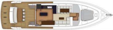 Whitehaven 6000 Flybridge - CUSTOM 2020 yacht sale