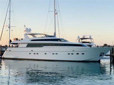 Стоимость яхты INFINITAS - SANLORENZO