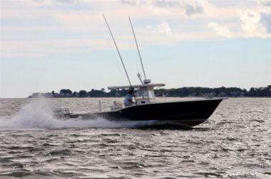 1990 Ocean Master 31 CC - OCEAN MASTER