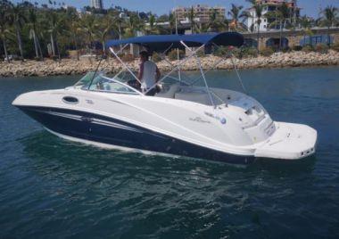 (casa) 2008 Sea Ray 260 Sundeck @ Acapulco - SEA RAY