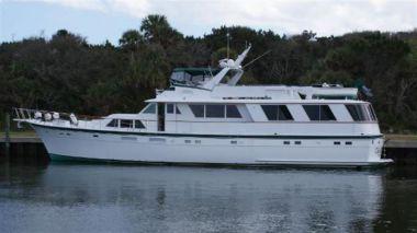 Стоимость яхты Chapter 2 - HATTERAS