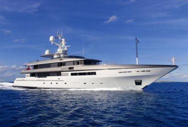 Стоимость яхты ALDABRA