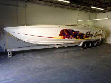 Купить яхту 36ft 1996 Apache Warpath - APACHE Warpath в Atlantic Yacht and Ship