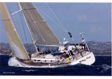 Стоимость яхты WHY NOT - NAUTOR'S SWAN