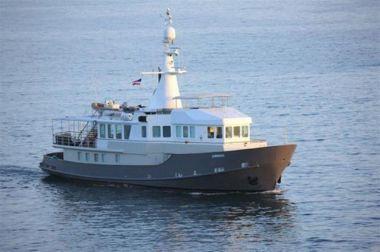 Купить яхту Converted Baltic Seatug - Veb J. Warnke, Germany в Atlantic Yacht and Ship