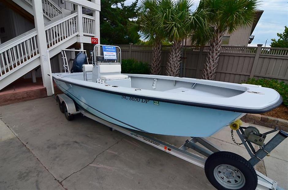 Intruder 23 - CUSTOM - Buy and sell boats - Atlantic Yacht