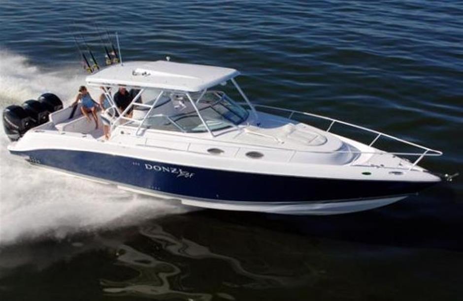 Donzi 38 ZSF - DONZI - Buy and sell boats - Atlantic Yacht