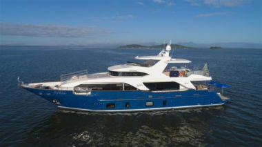 """Buy a yacht Zaphira - BENETTI 93' 0"""""""