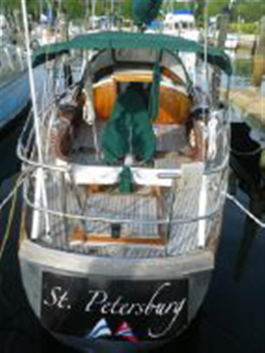 Albireo - HALLBERG-RASSY - Buy and sell boats - Atlantic Yacht and Ship