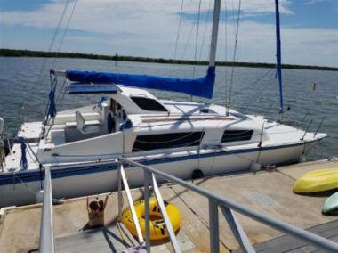 Стоимость яхты John Boy - GEMINI CATAMARANS 1993