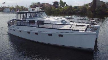 Лучшая цена на 44ft 2003 Endeavour Trawlercat 44 - ENDEAVOUR 2003