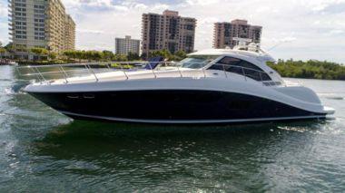 Купить яхту Sapphire - SEA RAY 2012 в Atlantic Yacht and Ship