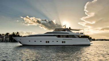 Продажа яхты Sanlorenzo SL118 #628 - SANLORENZO