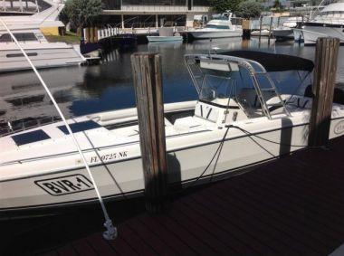 Купить яхту BVR1 - WELLCRAFT Scarrab Super Sport в Atlantic Yacht and Ship