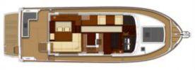 Купить яхту Beneteau Swift Trawler 50 - BENETEAU в Shestakov Yacht Sales