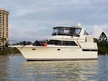 "Merchant Marine - CALIFORNIAN 45' 0"""