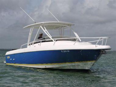 Стоимость яхты 31ft 2007 Intrepid 310 Walkaround - INTREPID 2007