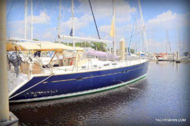 Купить яхту AOTEAROA - BENETEAU Oceanis 473 в Atlantic Yacht and Ship