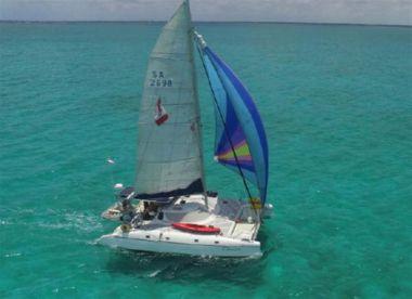 Продажа яхты Sail Quest - WILDCAT 350