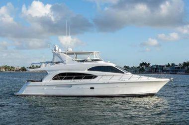 "Buy a yacht HATTERAS 64  - HATTERAS 64' 0"""