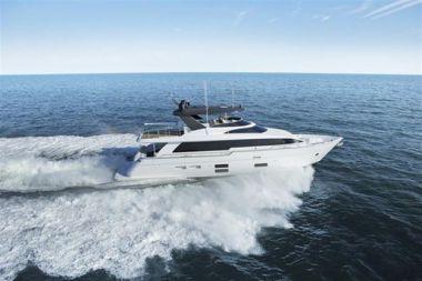 Стоимость яхты M75 Panacera - HATTERAS 2019