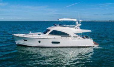 Лучшая цена на 2017 Belize 54 Daybridge 'Prima' - Belize Motoryacht