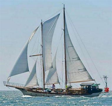 Продажа яхты Destiny - Pankey Staysail Schooner