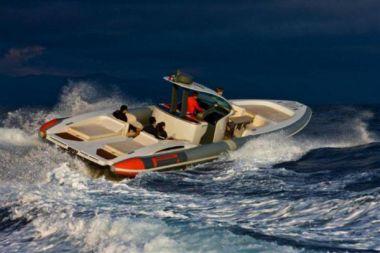 Pirelli PZero 1400 Yacht Edition - Pirelli PZero 1400 Yacht Edition