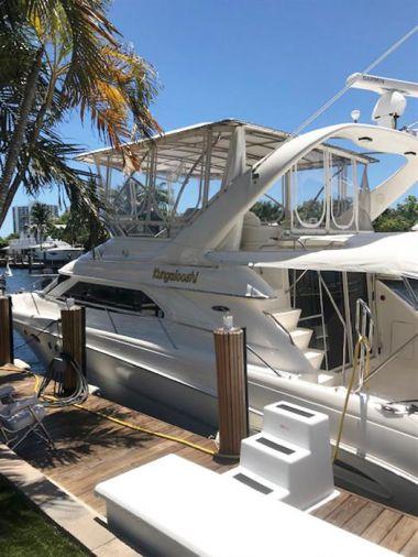KUNGALOOSH! - SEA RAY 450 Express Bridge yacht sale