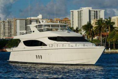Купить 80ft 2013 Hatteras 80 Motor Yacht - HATTERAS