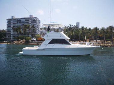 "Riviera 36 Convertible @ Acapulco - RIVIERA 36' 3"""