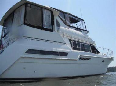 Купить 40ft 1997 Carver 405 Aft Cabin - CARVER