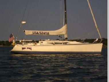 Primal Scream  - C & C Yachts 115
