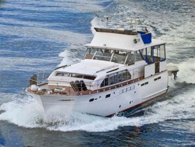 Купить яхту Ataraxia - CHRIS CRAFT Constellation в Atlantic Yacht and Ship