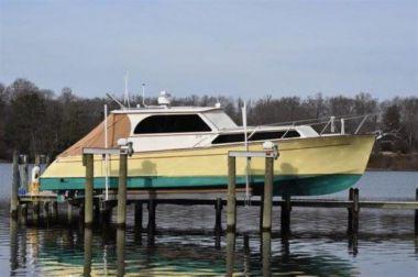 Buy a yacht HEMINGWAY - MARLOW