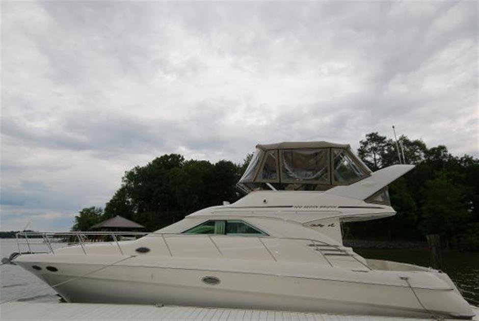40ft 1997 Sea Ray 400 Sedan Bridge - SEA RAY - Buy and sell