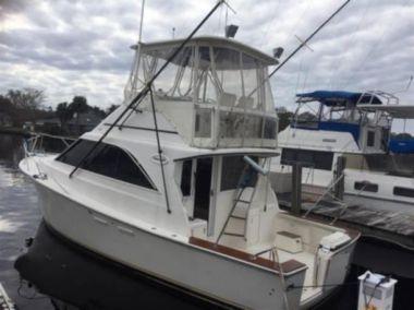 Продажа яхты No Name - Ocean Yachts 1990