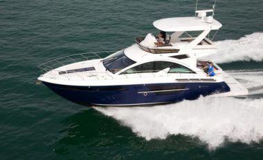 Купить яхту 54 FLYBRIDGE в Atlantic Yacht and Ship