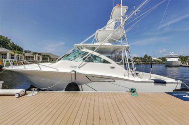 Купить яхту MAX - CABO 40 Express в Atlantic Yacht and Ship