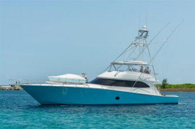 Купить яхту Real Deal - VIKING 82 Convertible в Atlantic Yacht and Ship