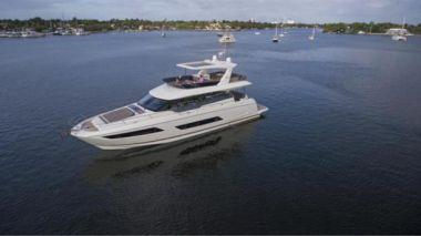 Стоимость яхты NEW 2018 Prestige 680 Flybridge PR18WA-027 - PRESTIGE 2018