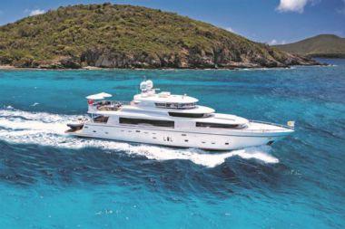 Купить яхту MRS HAPPY - JOHNSON 108 FB Custom в Atlantic Yacht and Ship