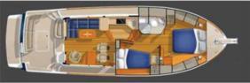 """Купить яхту FIRST LIGHT - SABRE YACHTS 40' 0"""" в Atlantic Yacht and Ship"""