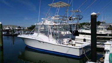 Sassy Girl - LUHRS yacht sale