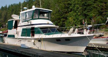 Стоимость яхты Shamrock - LIEN HWA 1987
