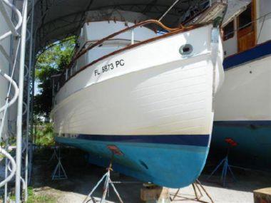 Продажа яхты 32 1982 Grand Banks 32 Sedan - GRAND BANKS 32 Sedan