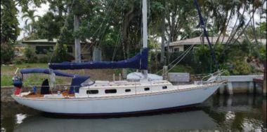 Продажа яхты ORCA - BRISTOL YACHTS Bristol 40 Ted Hood