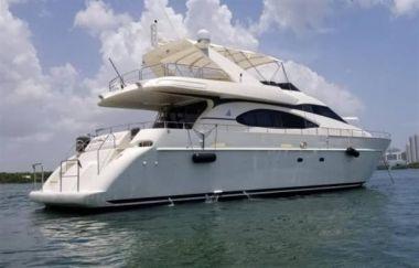 Стоимость яхты m/y  MAMILU   2000 Azimut 70 Sea Jet  @  Aventura FL  m/y  - AZIMUT 2000